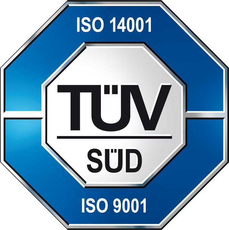 Seppele ISO Zertifikat